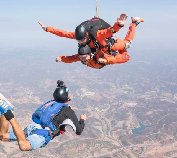 Skydiving Algarve
