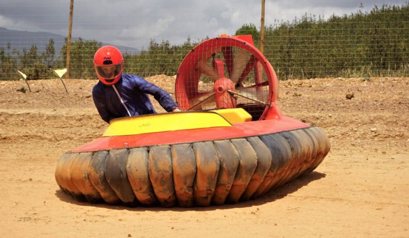 Hovercrafting Algarve - Activities in Portugal