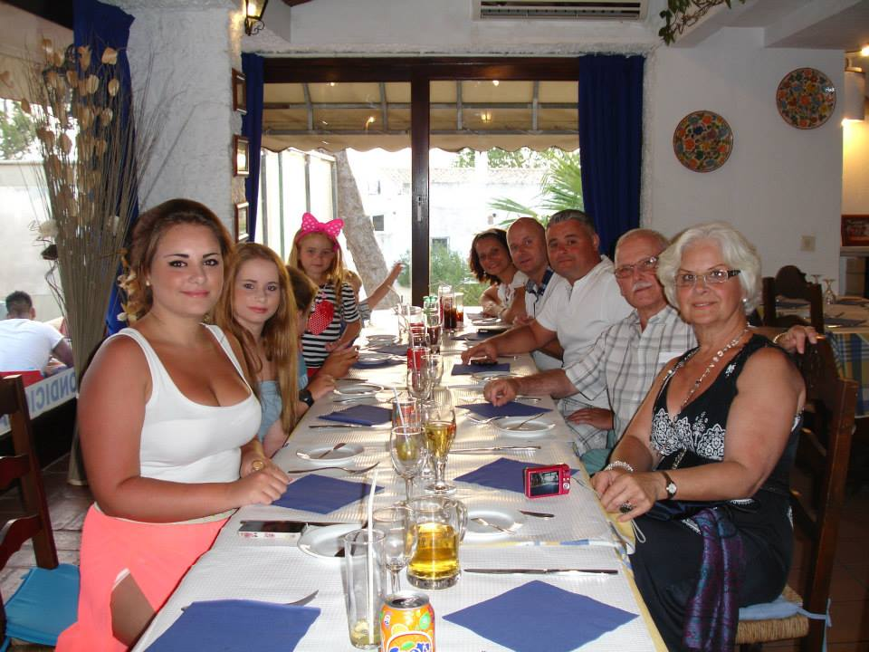 Albufeira Group Meal