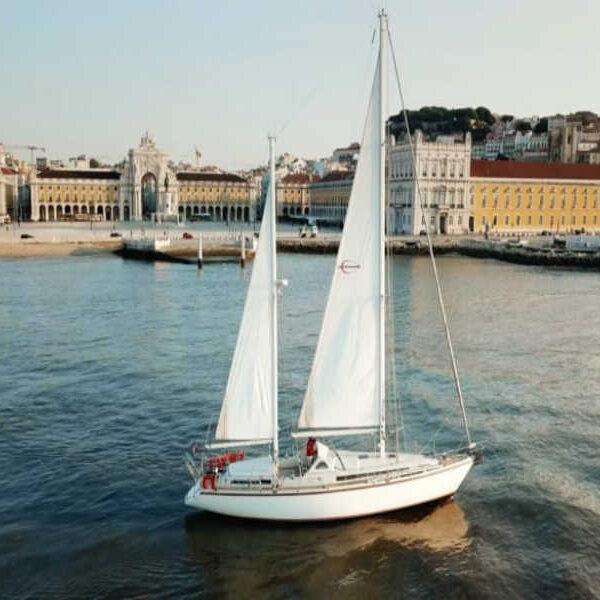 Lisbon Private Yacht Hire