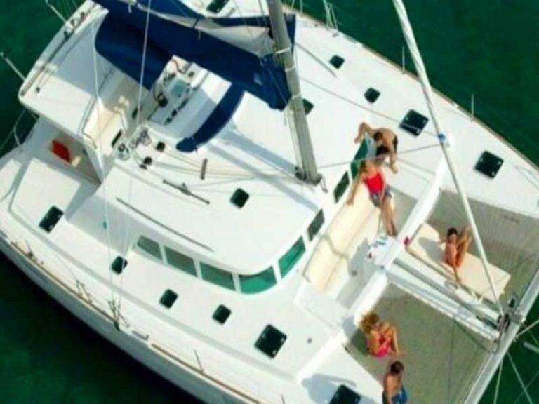 Luxury Catamaran Hire Lisbon