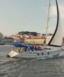 Private Yacht Cruise Lisbon Up To 12 Guests