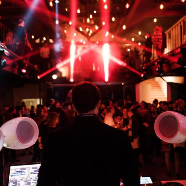 Mezzanine Event Space Lisbon