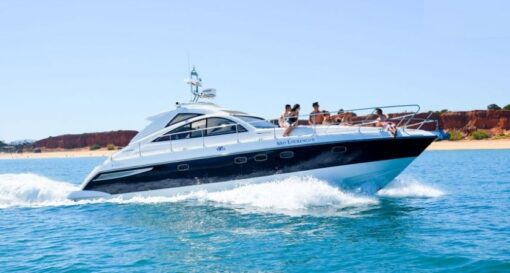 Luxury Yacht - Groups up to 10 - Vilamoura - Activities In Portugal
