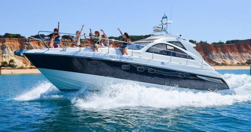 Small Yacht Vilamoura Up To 10 Guests Activities In Portugal