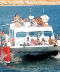 Large Catamaran Hire Vilamoura - Groups up to 44 Guests - Activities In Portugal