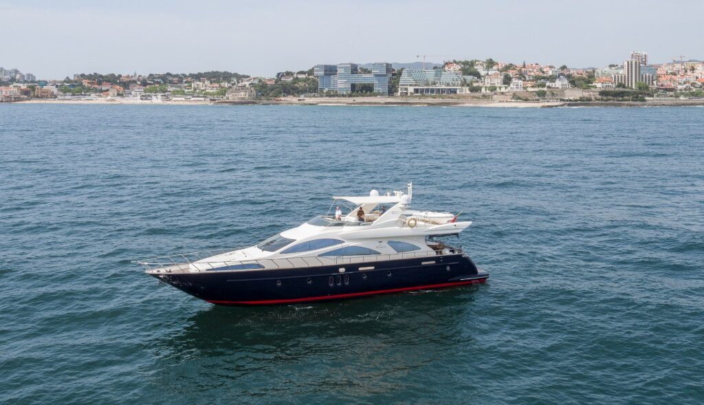 Large Powerboat Hire Vilamoura - Groups up to 18 Guests