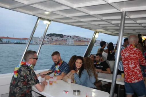 Large Boat Hire Lisbon – 1 to 80 Guests