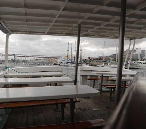 Large Boat Cruise Lisbon