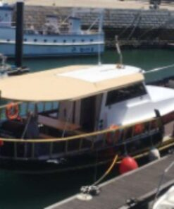 Large Boat Lisbon Up to 42 Guests