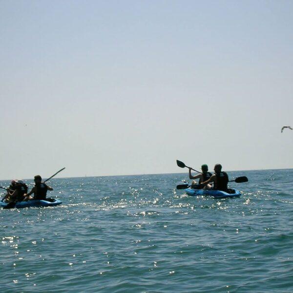 Kayak Tour Praia Da Rocha
