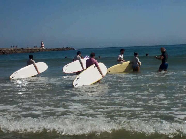 Surf Lesson Praia Da Rocha
