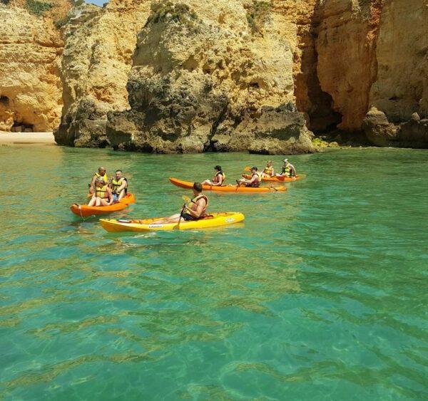 Kayak Tour Lagos