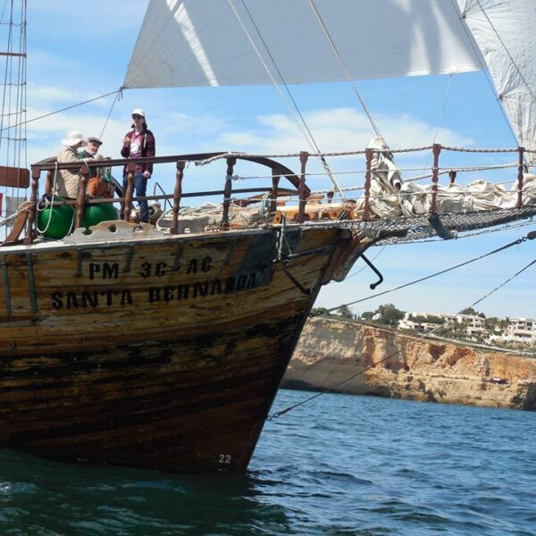 Pirate Ship Boat Cruise Praia Da Rocha
