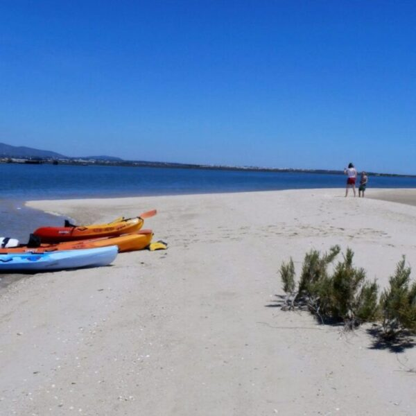 Kayak Tour Faro